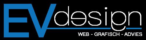 Webdesign - Afbeelding Favicon EV-design logo