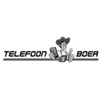 Logo De Telefoonboer