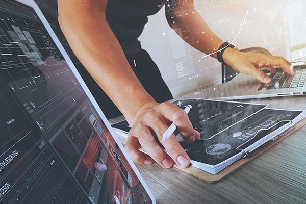 Webdesign - Foto Webdesigner