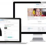 Webdesign - Website foto Wero safety